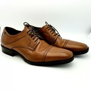 Johnston Murphy Larsey Cap Toe Derby Mens Size 13